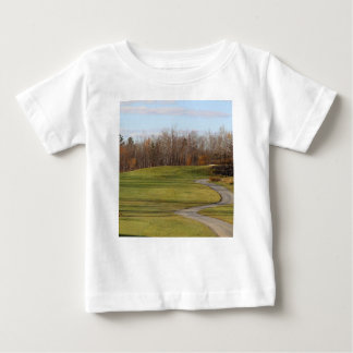 Golf Course Baby T-Shirt