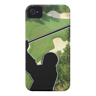 Golf Course iPhone 4 Covers