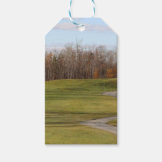 Golf Course Gift Tags