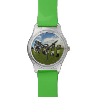 Golf Course Logo, Ladies Green May Watch