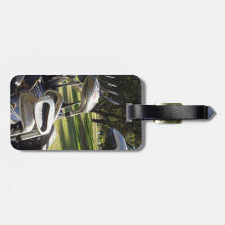 Golf,_Day_Out, Luggage Tag