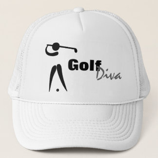Golf Diva Hat