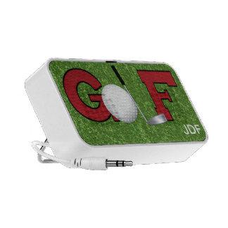 Golf Doodle IPhone Speaker ... SRF