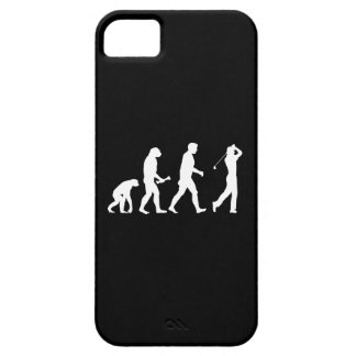 Golf Evolution iPhone 5 Cases