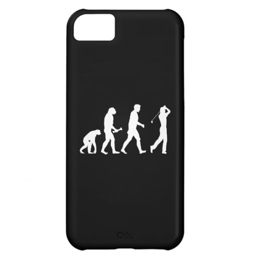 Golf Evolution iPhone 5C Covers