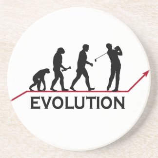 Golf Evolution Coasters