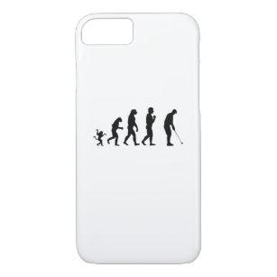 golf  evolution, #golf Case-Mate iPhone case
