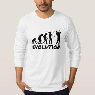 Golf Evolution T-shirts