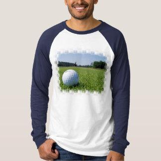 Golf Fairway Men's Long Sleeve T-Shirt
