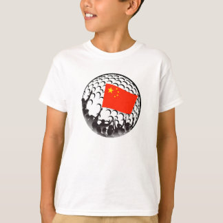 Golf Fans China T-Shirt