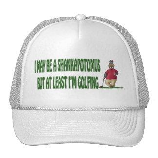 Golf Hat: Shankapotomus Hippo Cap