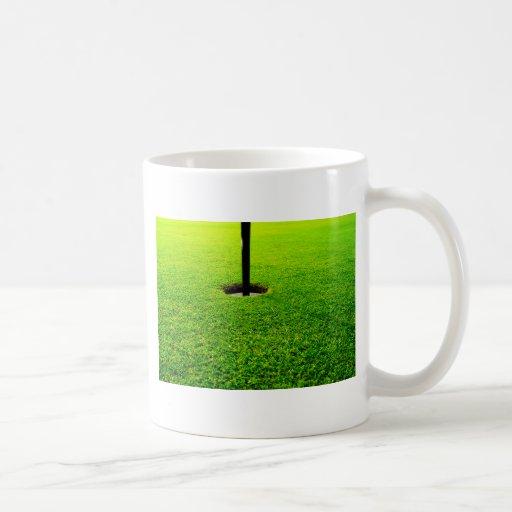 Golf Hole Coffee Mug