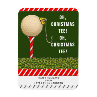 golf holiday gift ideas magnet