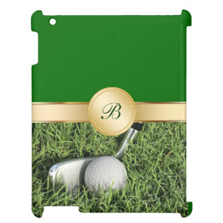 Golf iPad Case