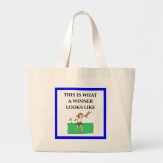 golf large tote bag