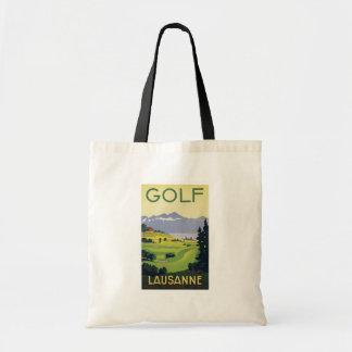 Golf Lausanne Switzerland Bag
