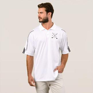 Golf Logo | Adidas Polo Shirt