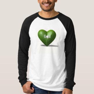 Golf Lover Design Long Sleeve Shirt