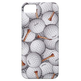 Golf Lovers iPhone 5 Case