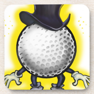 Golf Magician Drink Coaster