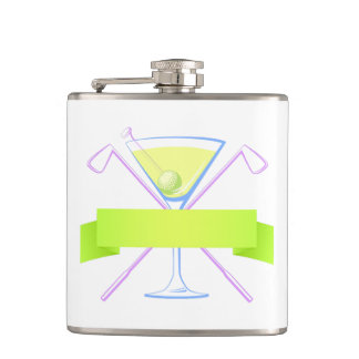Golf Martini Flask