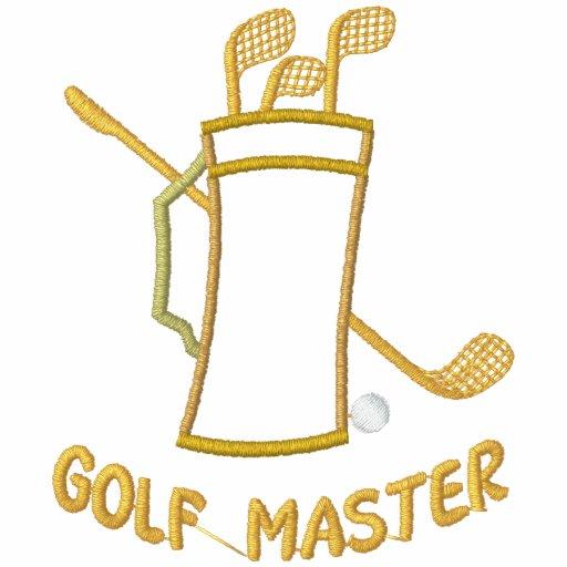 Golf Master Embroidered Shirt