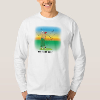 GOLF Military Style T-Shirt