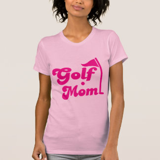 Golf Mom T-shirts