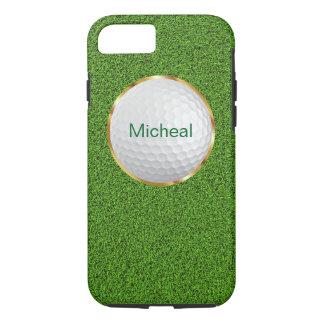 Golf Monogram Style iPhone 8/7 Case