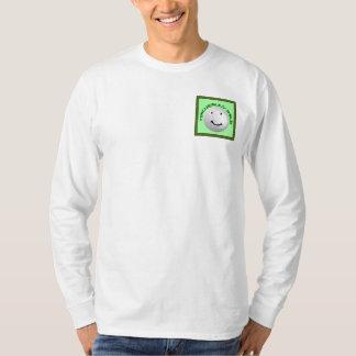 Golf - 'Naturally Bald' golf ball T-Shirt