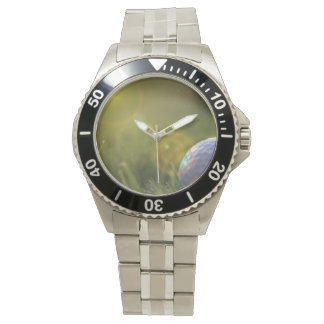 Golf on a Sunny Day Wrist Watches