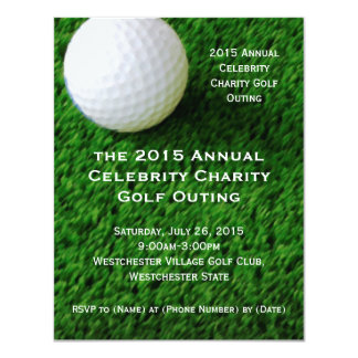 Golf Outing Invitations