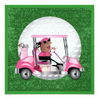 Golf Party - SRF Card