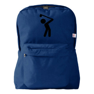 Golf Player Backpack