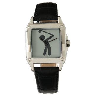 Golf Player Watch