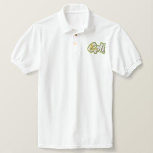 Golf Polo Shirts