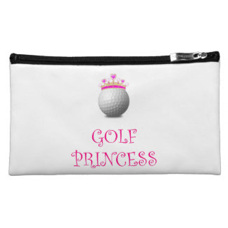 Golf Princess Cosmetic Bag