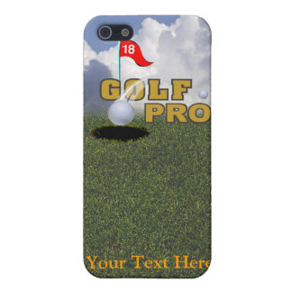 Golf Pro Design iPhone 5 Covers