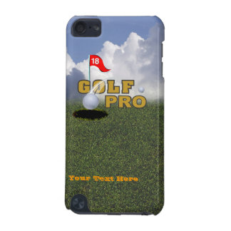 Golf Pro Design iPod Case iPod Touch 5G Case