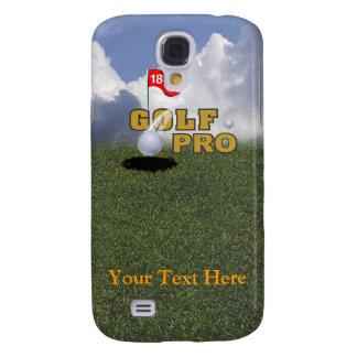 Golf Pro Design Samsung Galaxy S4 Cases