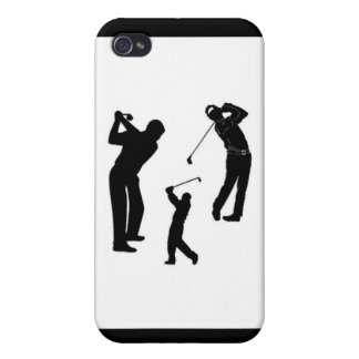 Golf Pro Cases For iPhone 4