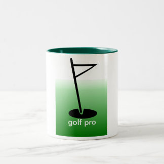 Golf Pro mug