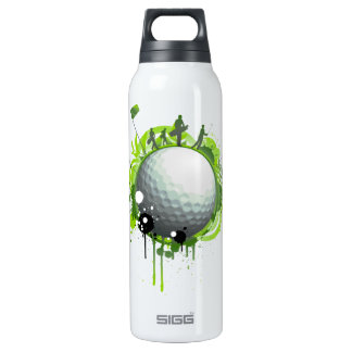Golf Pro 16 Oz Insulated SIGG Thermos Water Bottle