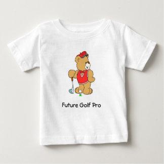 Golf Pro Teddy Bear Infant T-Shirt