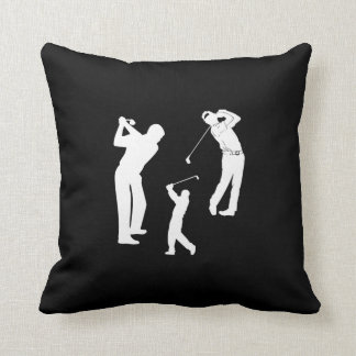 Golf Pro Throw Cushion