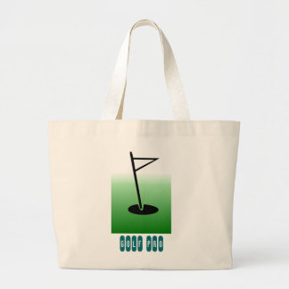 Golf Pro tote Canvas Bags
