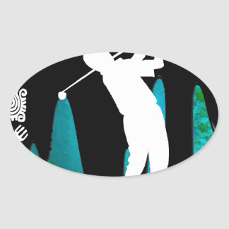GOLF PRODUCTS STICKERS