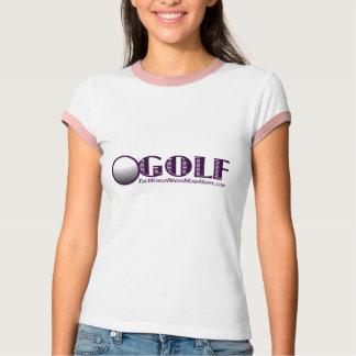 Golf-Purple Tee Shirts