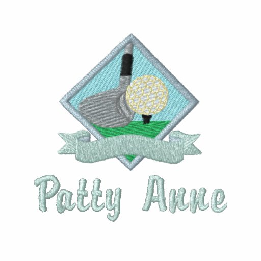 Golf Putt Banner Personalized with Name