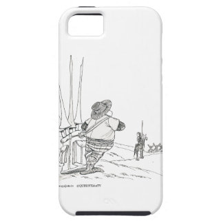 GOLF QUIJOTE COVER FOR iPhone 5/5S